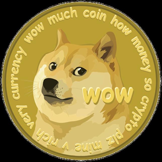 Meet the Shiba Inu mascot of Dogecoin.