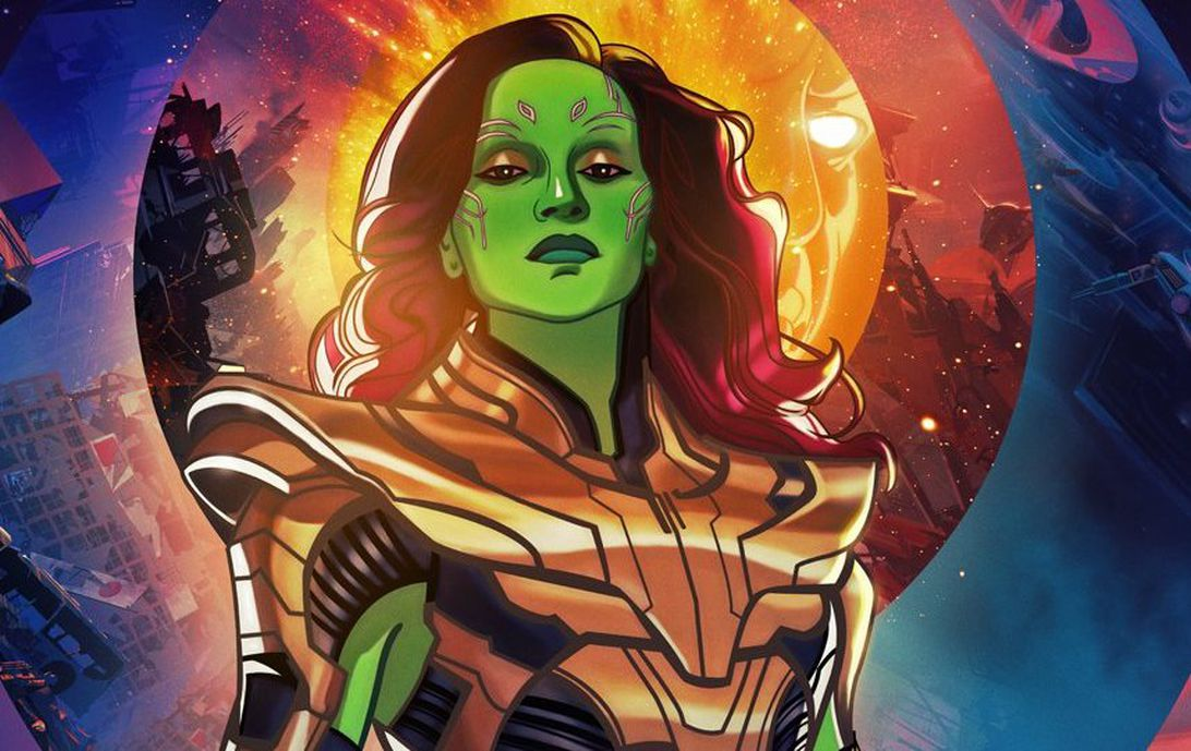 Gamora in Marvel's What If...?